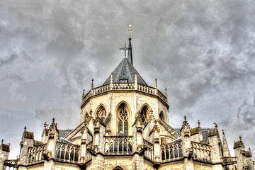 Sint Pieterskerk Leuven van Artde Nancy