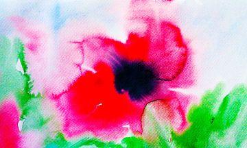 poppy blossom van M.A. Ziehr