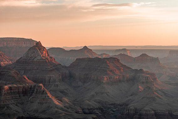 Grand Canyon - Het eerste licht