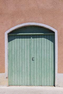 Porte verte en France sur Suzan van Pelt