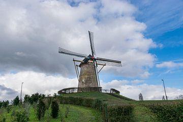 Mooie Hollandse molen in Wijchen