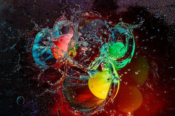 Splash VI van Richard Marks