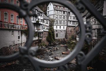 Blick nach Deutschland von Sharon de Groot