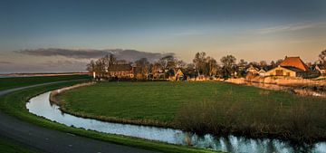 Het Friese dorpje Gaast sur