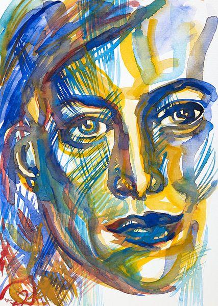 Face Forward 020613 van ART Eva Maria