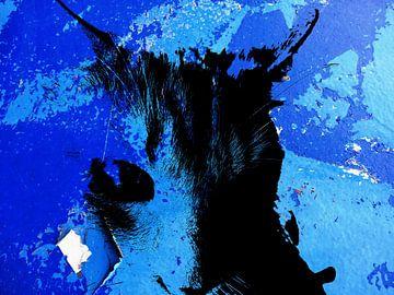 Kattenkunst - Odin 2 von MoArt (Maurice Heuts)