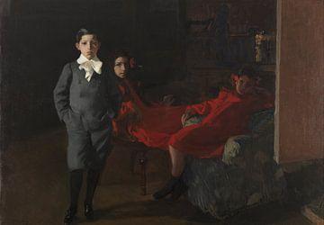 Meine Kinder, Joaquín Sorolla y Bastida