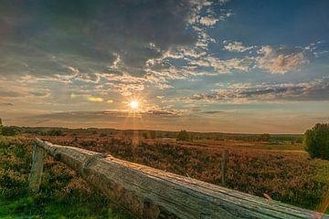 Sonnenuntergang von Dieter Rabenstein
