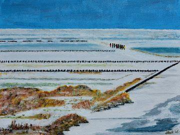 Winterwanderung / Winterwanderung von Henk de Boer