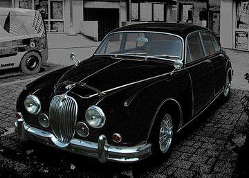 Jaguar Mark II 3.8 Liter van aRi F. Huber