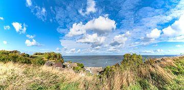 Panoramavissersdorp Vitt van GH Foto & Artdesign
