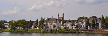 Maastricht-Maasboulevard van Leo Huijzer