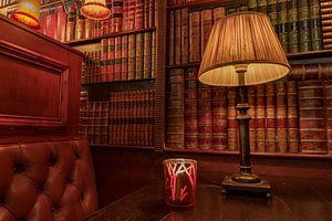 Zithoek in een  Grand Café & Terras van Marcel Kieffer