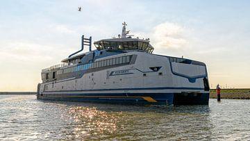 Willem Barentsz von der Reederei Doeksen von Roel Ovinge