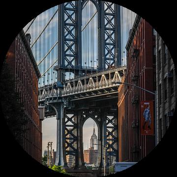 Dumbo, New York van Maxpix, creatieve fotografie