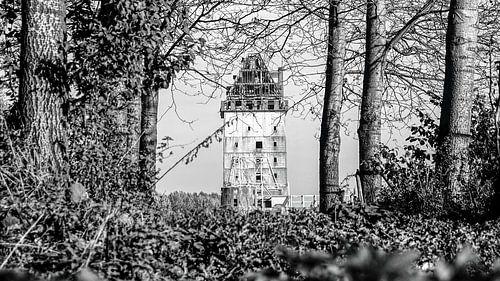 Het kasteel van Almere van