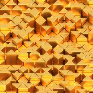 Prisms golden