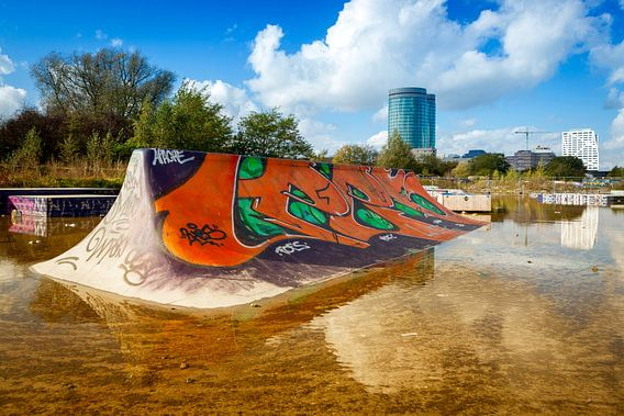 skateboardbaan Utrecht