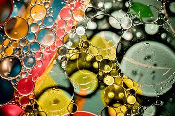 Bubble colourful