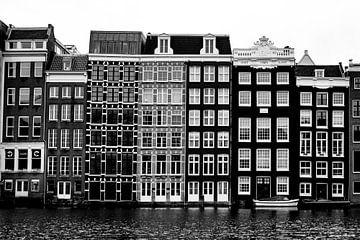 Stadthäuser Das Damrak Amsterdam von Linsey Aandewiel-Marijnen
