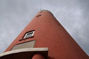 Vuurtoren Texel van Greetje Heemskerk