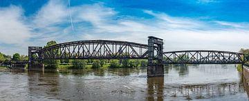 Hubbrücke van Okko Huising - okkofoto