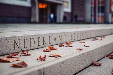 Niederländischer Herbst von Wahid Fayumzadah