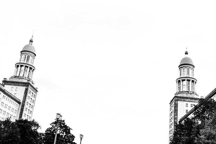 Frankfurter Tor van Ton de Koning
