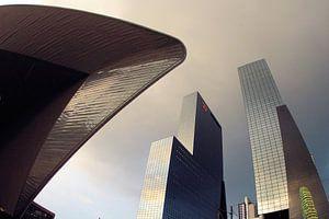 Centraal Station Rotterdam - Overkapping