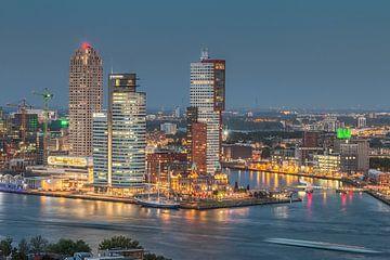 Rotterdam Rijnhaven/Katendrecht van Henk Smit
