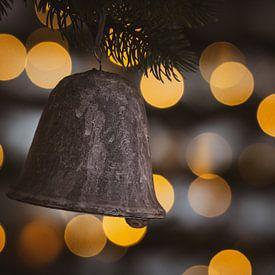 Kerst klokje van Mayra Pama-Luiten