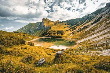 Bergmeer in het Tannheimer Tal van MindScape Photography
