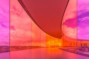 ARoS Aarhus Kunstmuseum, Your rainbow panorama von Bart Sallé
