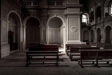 Verlaten geloof van Frans Nijland