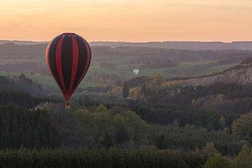 Ballooning van Olivier Chattlain