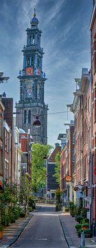 Amsterdams mooiste toren van Peter Bartelings Photography