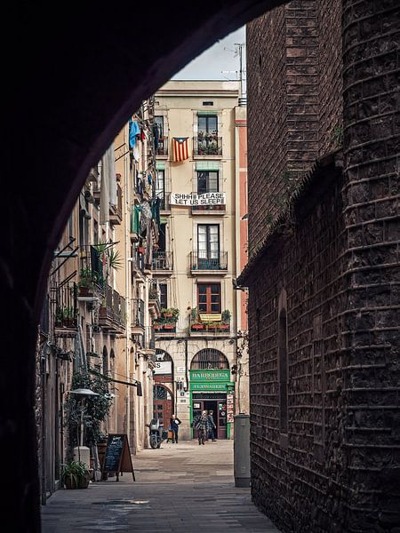 Barcelona - El Born sur Alexander Voss