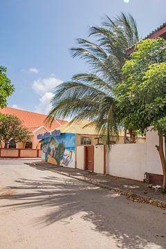 Street art op Aruba van Bianca Kramer