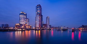 Rotterdam Rijnhaven sur Ronne Vinkx