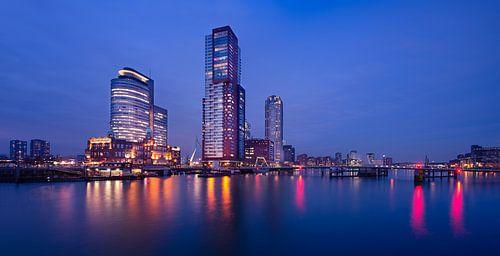 Rotterdam Rhijn Harbour