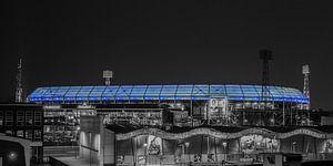 Feyenoord Stadion 28 (Zw/w)