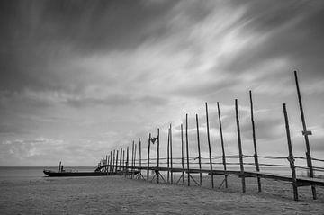 Texel-Vlieland von Klaas Fidom