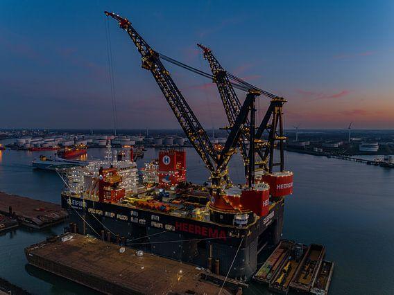 Sleipnir Crane Vessel