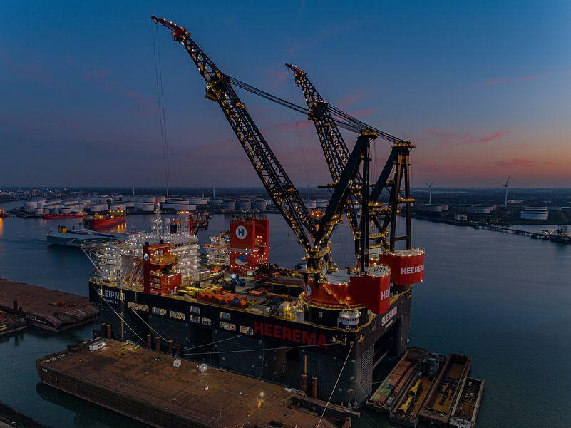 Sleipnir Crane Vessel van Klaas Doting