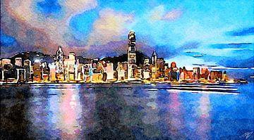 Hongkong van Saskia Ben Jemaa