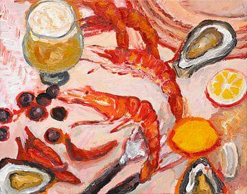 Zeevruchten van Tanja Koelemij