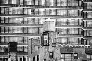 Duizend ramen en één watertoren
