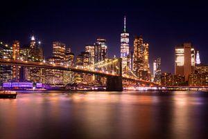 Skyline New York sur Frank Peters