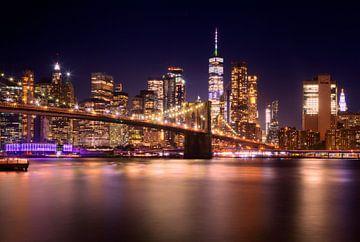 Skyline New York von Frank Peters