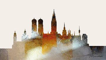 München in a nutshell van Harry Hadders